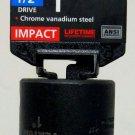 """MIT 1/2"""" Dr. x 1"""" SAE Deep Impact Socket #47794"""