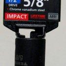"""MIT 1/2"""" Dr. x 5/8"""" SAE Deep Impact Socket #47788"""