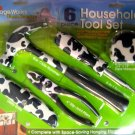 New MIT Imageworks 6-Pc. Household Tool Set #18774