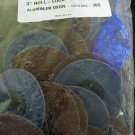 """New Professional Abrasives 3"""" Roll Lock 25-Pc. A/O 36G"""