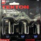 MIT Impact 3-Piece Adapter Set #4960