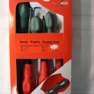 New Grip Tight Tools 6-Pc. Soft Grip Screwdriver Set