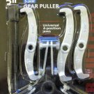"""New MIT 3-Jaw 3"""" 75mm Gear Puller #5680"""