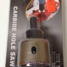"New GripTight Tools 1-3/4"" Carbide Hole Saw"
