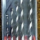 New Grip Tight Tools 5 pc. Masonry Drill Bit Set
