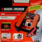 New Black & Decker Jump Starter With 300 Starting Amps