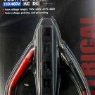 New Tekton by MIT Voltage Tester 110-460V AC/DC #7337