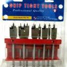 New Grip Tight Tools 13-Pc. Spade Bits Set #W1225