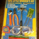 Wisdom 11-pc Little Workers Tool Kit