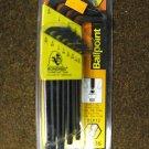 New Bondhus 12-Pc. SAE Ballpoint Hex Key Wrenches