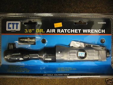 """New CTT Tools 3/8"""" Drive Air Ratchet Wrench"""