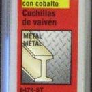 """New 5-Pk. Blu Mol 12"""" 18 TPI Bi-Metal with Cobalt Ind. Recip Saw Blades #6474-5T"""