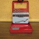 New Grip Tight Tools 13-pc Professional HSS Drill Bits #1262