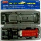 "New American Tool Exchange 7-Pc. 1/2"" Impact Driver"