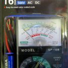 New Tekton 16 Range Electric Multi Tester 500V  AC/DC  #5898