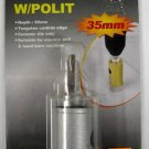 New GripTight Tools 35mm Carbide Holesaw With Polit