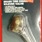 New MIT Brass Tire Chuck with Lever Valve