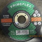 "New Primeflex Prof Cutting Disc for Stone 4-1/2""x1/8""x7/8"" #C1710"