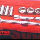 """New MIT 21 piece 3/8"""" Drive MM Socket Set #11601"""