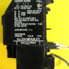 Allen Bradley 193 BSB 30 B thermal overload relay