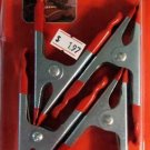 "New A.T.E. 4-Pc. 4"" Mini Spring Clamp Set #40100"