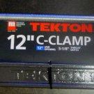 """New MIT 12"""" C-Clamp #4040"""