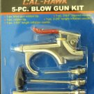 New Cal-Hawk 5-Pc. Blow Gun Kit #CAHBG5