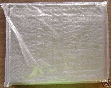 New MIT 5' x 7' Silver Tarp Cover Canopy Protection
