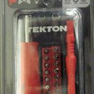 New MIT/Tekton 27-pc. EveryBit Precision Bit and Driver Set # 2830