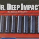 "New MIT 15-Pc 1/2"" Dr. Deep Impact Socket Set SAE # 4880"