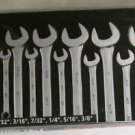 New MIT 14-Pc. SAE Combination Wrench Set #1940