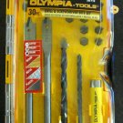 New Olympia Tools 30-Pc. Drill & Screwdriver Bits Set  # 588 910