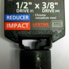 "New MIT 1/2""(F) x  3/8""(M) Impact Reducer # 47820"