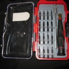 New Olympia iWork 18-Pc. Precision Screwdriver Set # 77-773