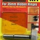 New Measure Pro Hidden Hinge Mounting Kit # 31628