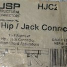 New USP Hip Jack Connector HJC26 2 x 6 Bottom Chord Applications # HJC26