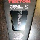 New MIT/Tekton 12-Slot Wrench Holder & Organizer # 2685