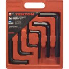 New MIT/Tekton 6pc Jumbo Hex Key Wrench Set MM  # 2540