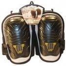 New McGuire-Nicholas Gel Lite Hard Shell Pro Kneepads  # 22379