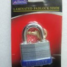 New American Favorite Tools Laminated Padlock 50mm  # LP50*