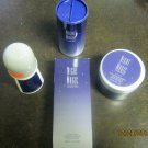 New Night Magic Evening Musk Cologne Spray set with powder, deoderant and Perfumed skin softener