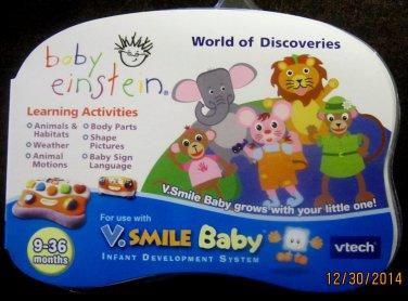 New VTech - V.Smile Baby - Baby Einstein