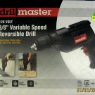 """NewReversible Drill 3/8"""" Variable Speed 120 Volt #60614"""
