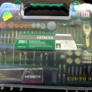 New Hitachi  200 Piece Mini Grinder Accessory Kit #115005