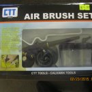 New CTT Tools Air Brush Kit #CAHAB