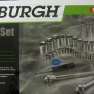 New Pittsburgh 51-Pc. (SAE) (Metric) Socket Set