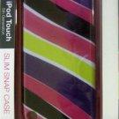 NewFashination Macbeth 5th Generation iPod Touch Slim Snap Case
