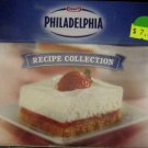 New Philadelpia Cream Cheese Recipe Collection with tin