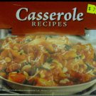 New Casserole Recipes in Collectors Tin