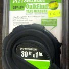 """New Pittsburgh 30' x 1"""" Quick Find Tape Measure #69081"""